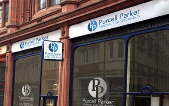 Purcell Parker office, Birmingham city centre